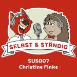 SUS007 - mit Christine Finke